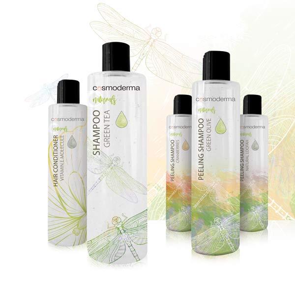 kompozycja szamponów